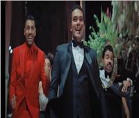 فيديو  على طريقة بـ«100 وش».. عصابة آسر ياسينتسرق جوائز مهرجان الجونة