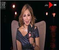 فيديو | لميس الحديدي توجه رسالة طريفة إلى أبلة فاهيتا