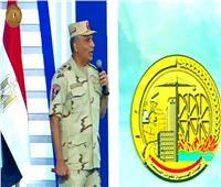 الافتتاحات الرئاسية| رئيس الهيئة الهندسية: تنفيذ 3 مناطق سكنية بسيناء و17 تجمعا بدويا