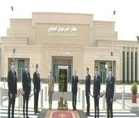الافتتاحات الرئاسية| «السيسي» يشهد افتتاح مطار البردويل الدولي