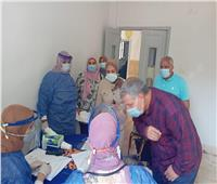 الكشف على 653 مواطنا في قافلة طبية من جامعة طنطا