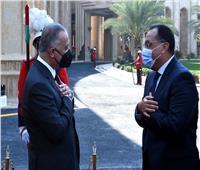 رئيس الوزراء العراقي يشيد بالطفرة التي حدثت في مصر ويوجه شكر للرئيس السيسي