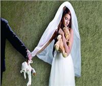 زوج أخر زمن.. يرتبط عرفيا بقاصر للزج بها في الأعمال المنافية للآداب