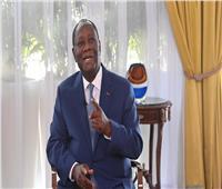 رئيس ساحل العاج يدعو المعارضة التخلي عن العصيان المدني للانتخابات الرئاسية الحالية