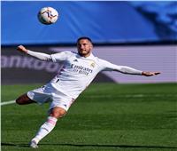 فيديو| هازارد يقص شريط أهدافه في الدوري الإسباني