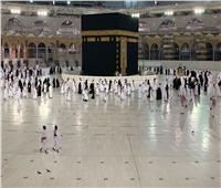 عاجل   ننشر أول صور لوفد معتمري الخارج داخل المسجد الحرام