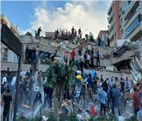 كاميرا لاعب ألعاب إلكترونية توثق لحظة زلزال إزمير في البث المباشر