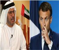 الإمارات تدعم ماكرون فى مواجهة الانتقادات