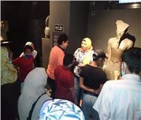 الآثار تنظم ورشة عمل لذوي الاحتياجات الخاصة في متحف الإسكندرية