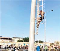 الشرطة تنقذ مواطناً حاول الانتحار في بورسعيد