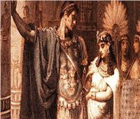 «أنطونيو وكليوباترا» .. قصة حب شهد عليها التاريخ