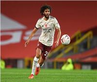 آرسنال يسعى لتجديد عقد محمد النني