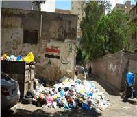 امسك مخالفة | أزمة في شارع وينجت بسبب الـ«تكاتك» والقمامة..صور
