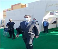 انتخابات النواب 2020  نقيب المهندسين يدلي بصوته بمدرسة الشهيد أحمد محمود