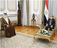 وزير الإنتاج الحربي يستقبل السفير البحريني بالقاهرة لبحث سبل التعاون