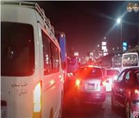 فيديو | زحام مروري بشارع رمسيس في اتجاه التحرير