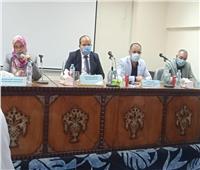 جامعة كفر الشيخ تنظم ندوة توعوية عن مخاطر الإدمان