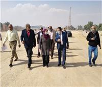 محافظة القاهرة: الانتهاء من تنفيذ سوق التونسي الحضاري بنسبة 95%