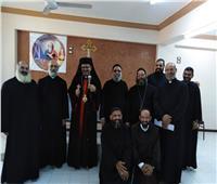 افتتاح معهد «القديس بولس» للتربية الدينية بأبو قرقاص
