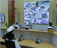 فيديو وصور  طفرة تكنولوجية في مقر مديرية أمن الجيزة الجديد