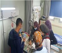 افتتاح قسم الطوارئ الجديد في مستشفى بدر بجامعة حلوان