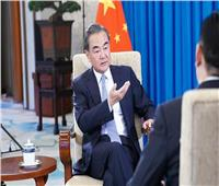وزير الخارجية الصيني: نرفض اندلاع حرب باردة جديدة بين بكين وواشنطن