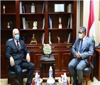 سفير البوسنة يهنئ مصر بالكشف الأثري في منطقة سقارة