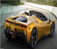 شاهد.. «فيراري» تعلن عن تحفة جديدة لمحبي السيارات المكشوفة