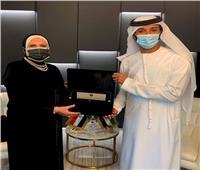 «جامع» تبحث مع الحكومة الإماراتية تعزيز التعاون الاقتصادي