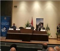 بدء المؤتمر الصحفي لإطلاق المرحلة الأولى من منظومة الفاتورة الإلكترونية