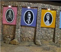 صور | نجوم الزمن الجميل يستقبلون حفل افتتاح مهرجان شرم الشيخ للمسرح الشبابي