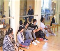 انطلاق ورشة «حرفية الممثل وإعداده» بمهرجان شرم الشيخ الدولي للمسرح