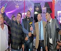 بولاق الدكرور تحتفي بنائبها الدكتور حسام المندوه الحسيني في احتفالية كبرى