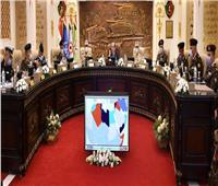الرئيس السيسي يتفقد الكلية الحربية ويشهد اختبارات كشف الهيئة للطلبة الجدد