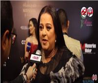 فيديو | ابنة رجاء الجداوي: لما بشوف أعمالها بكون عاوزة أحضن الشاشة