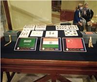 العناني: مصر سلمت 100 عملة أثرية أجنبية لـ3 دول