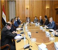 وزير الدولة للإنتاج الحربي  يبحث مع شركة صربية تطوير التعاون المشترك