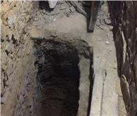 نقوش تاريخية  ضبط مواطن أثناء التنقيب عن الآثار أسفل منزله في المنيا