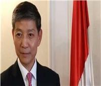 مصر تسلم لسفير الصين بالقاهرة 31 قطعة نقدية أثرية صينية