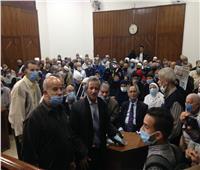 البدري فرغلي يقدم ٣ مستندات للمحكمة بجلسة تفسير حكم «الخمس علاوات»