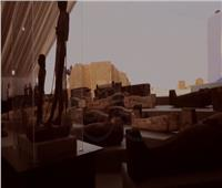 خاص | «مدينة التوابيت» فيلم وثائقي قصير عن اكتشافات سقارة