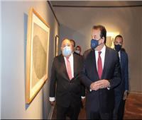 وزير التعليم العالي: المتحف الفني بحلوان إضافة قوية للآثار المصرية