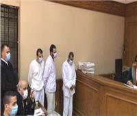 المتهمون في مقتل فتاة المعادي ينكرون الاتهامات أمام المحكمة