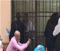 بالصور| تفاصيل جلسة محاكمة المتهمين بقتل «فتاة المعادي»
