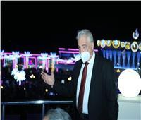 شرم الشيخ تتزين استعدادا لاحتفالات «الكريسماس»  صور