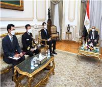 وزير الإنتاج الحربي يناقش مع سفير كوريا الجنوبية سبل تعزيز التعاون المشترك