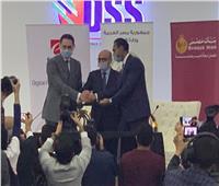 وزارة العدل توقع ثلاثة بروتوكولات ضمن فعاليات معرض القاهرة للتكنولوجيا
