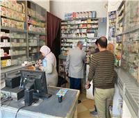 ضبط أدوية مهربة ومجهولة المصدر في القليوبية