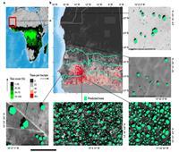 فيديو  ناسا تكتشف كنزًا متخفيًا في الصحراء الأفريقية