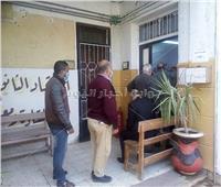الناخبون يدلون بأصواتهم في المنيا